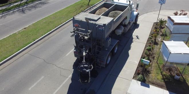 residential short load concrete fresno
